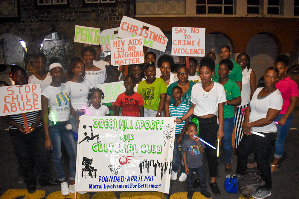 Green Hill Sports and Cultural Club continues its drive to build awareness