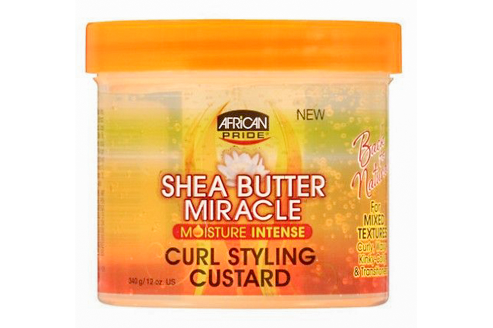 Product Review – African Pride Curl Styling Custard