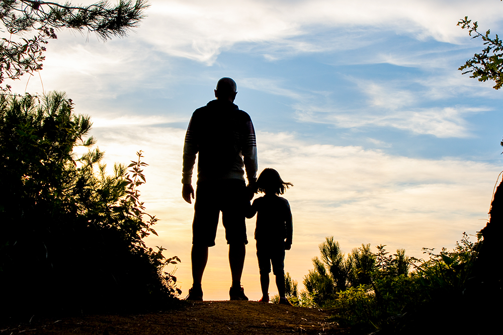The impact of a father's presence in a child's life