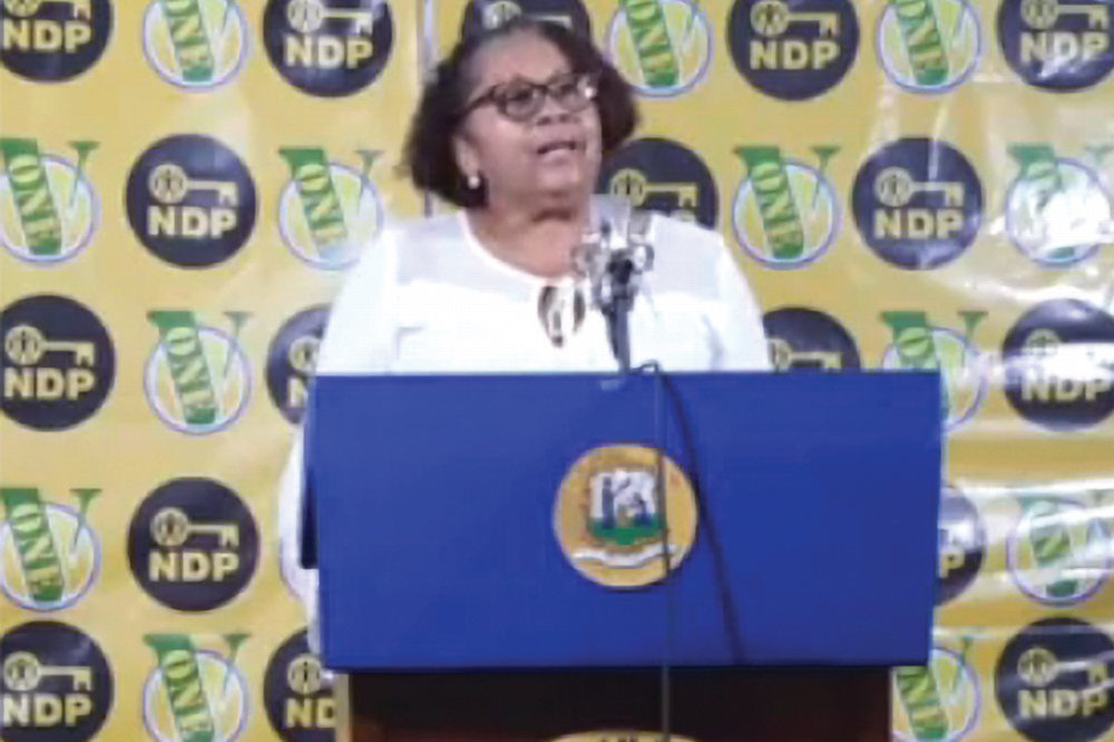 NDP women are not window dressing – Former banker