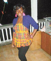 Lovely Twanique celebrates her birthday