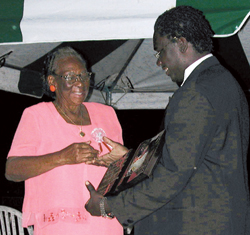 Ten nation builders honoured