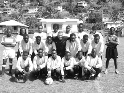 SVG to face Martinique this Sunday