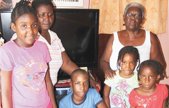 Aunt wants paralysed teen back in school