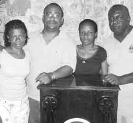 Jamaicans on fam tour of SVG