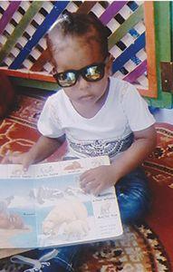 little king Kaiel Kydd