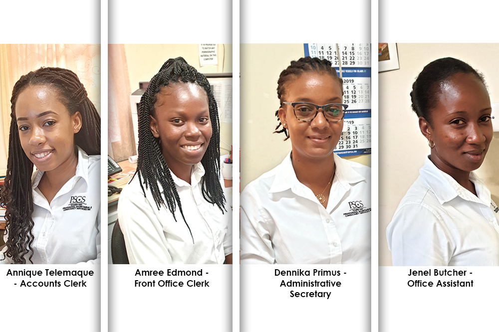 Meet the staff at PSCS