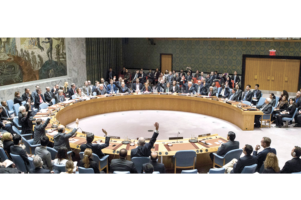 This Month in the Security Council – May 2021