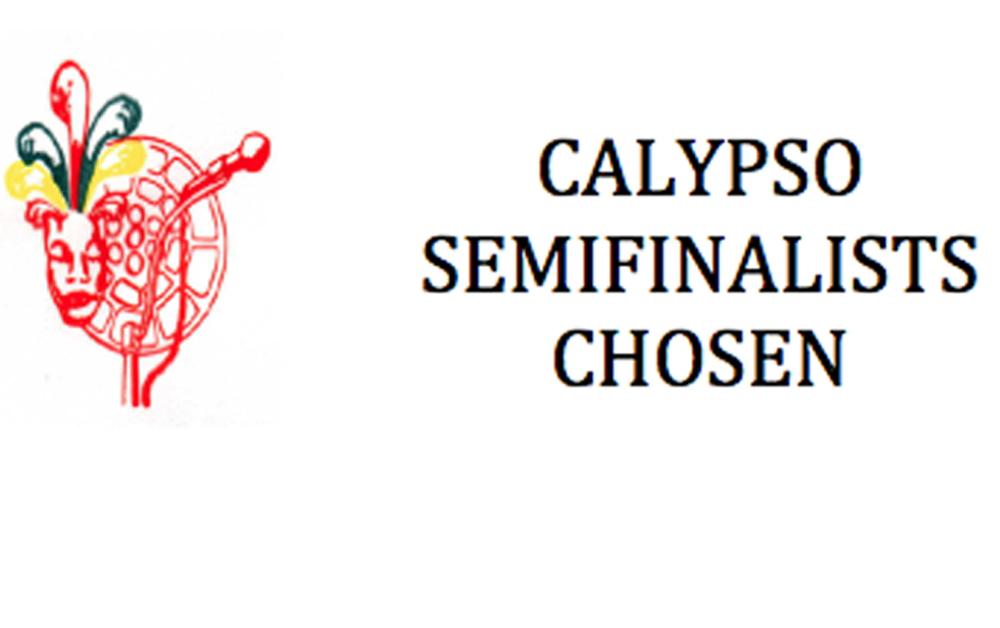 Calypso Semi-Finalists for 2019 Competition Chosen