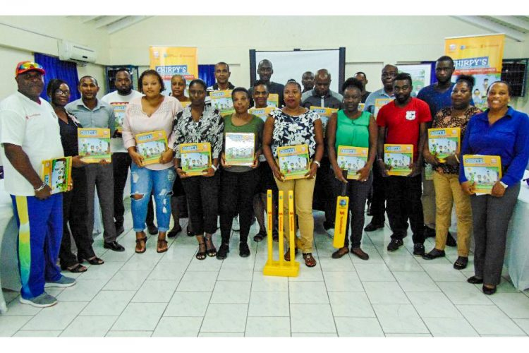 Primary school teachers get Chirpy  introduction