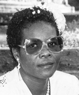 In Memoriam – Mrs Eugina Cain