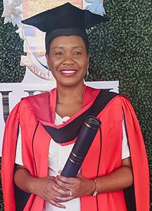 Congratulations to Mrs. Trisha-Ann Job-Moses