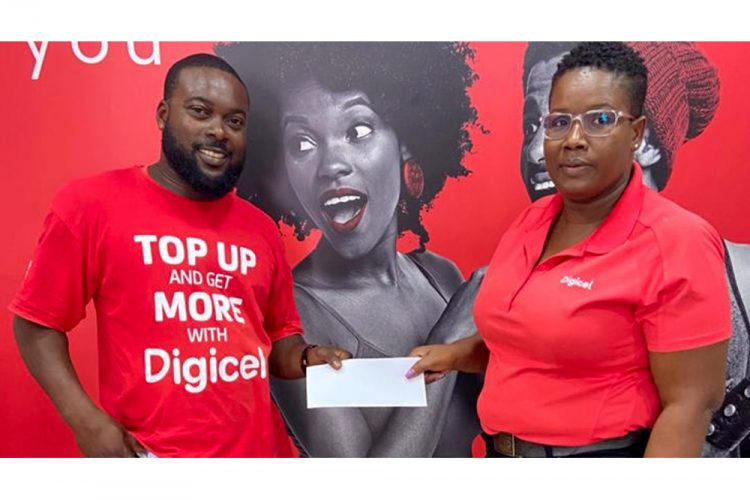 """First winners drawn in Digicel's """"Ease the Squeeze"""" summer promotion"""