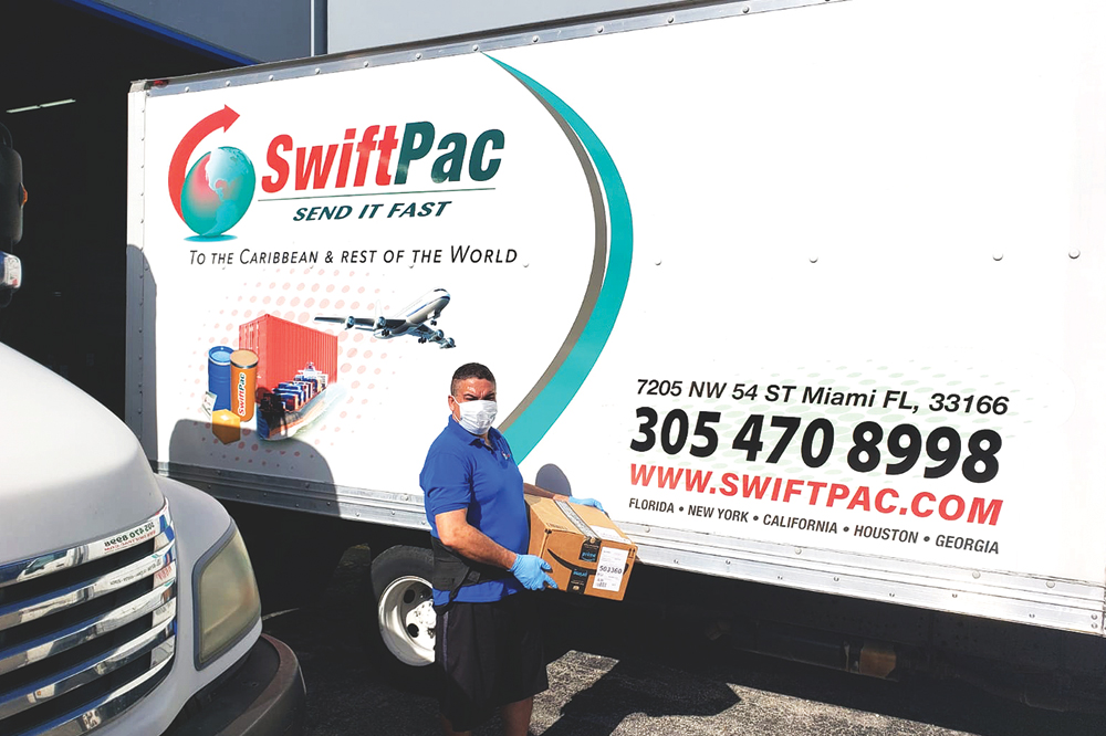 SwiftPac steps up  to fill regional  cargo needs