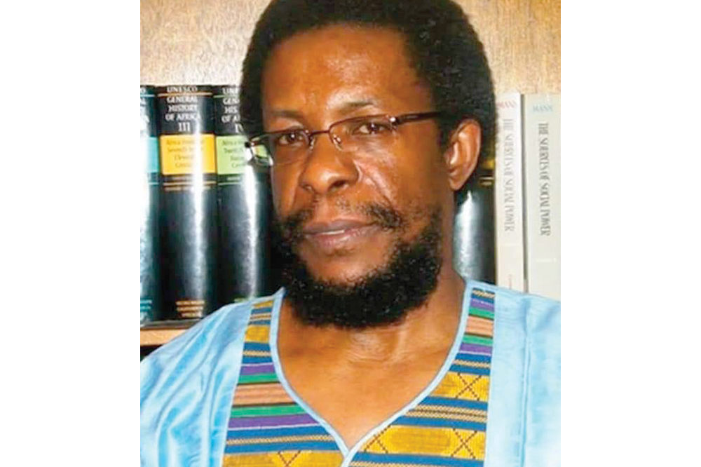 Remembering our comrade and friend Maxwell 'Iwaki'  Haywood