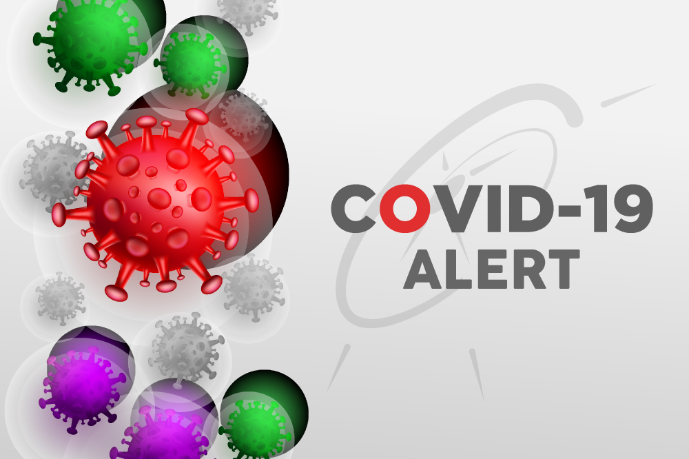 56-year-old unvaccinated female dies from COVID19, 321 cases now active