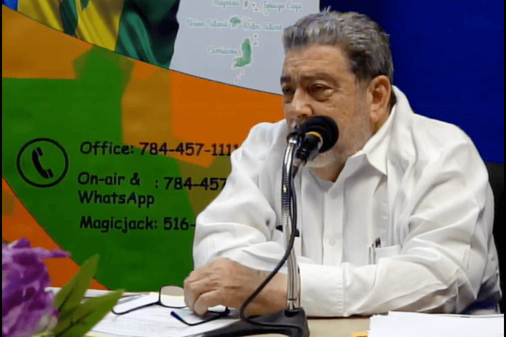 No blanket authorisation for SVG volcano relief money – PM