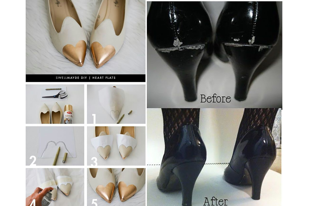 Revamping your Shoes