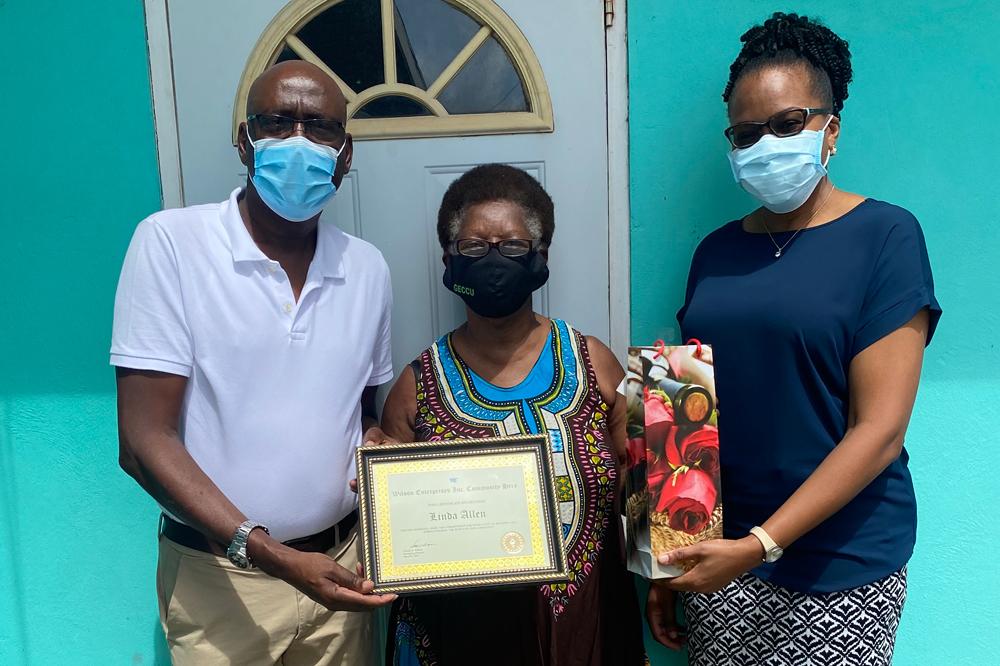 Wilson Enterprises Inc honours  Community Heroes