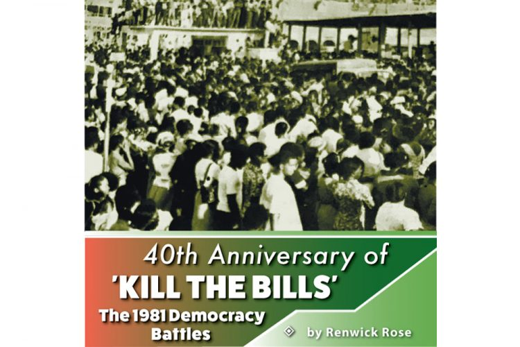 40Th Anniversary Of 1981 Bills:  The Power Of The People Unleashed
