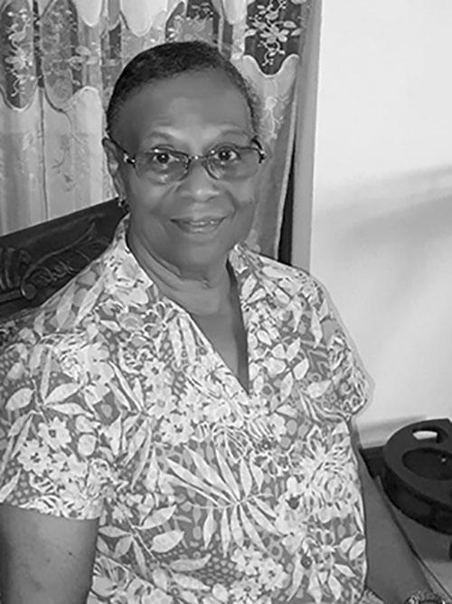 In Memoriam – Cynthia Joyce Ashby