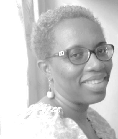 Acknowledgement –  Michele Bridget Samuel