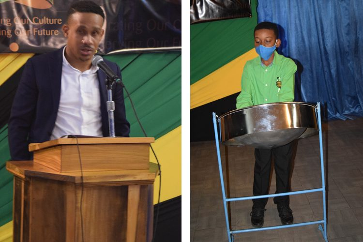 Small wants steel pan to be prime instrument in schools