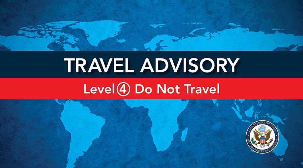 US issues 'Do Not Travel' advisory for SVG