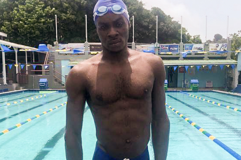 Creese elated with Paralympics Games selection