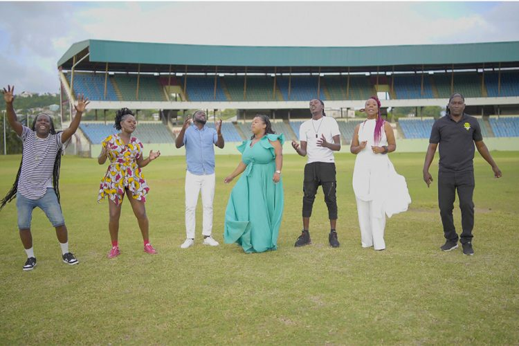 Local artistes produce 'Disaster Anthem'