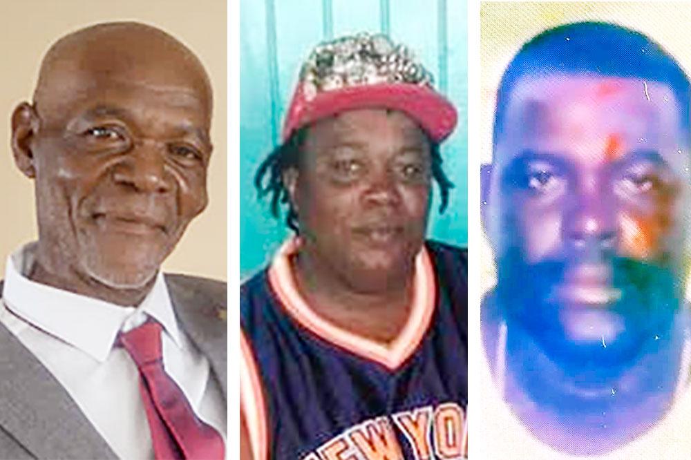 Three missing fishermen alive