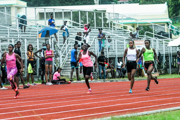 Local athletes warming for National Championships