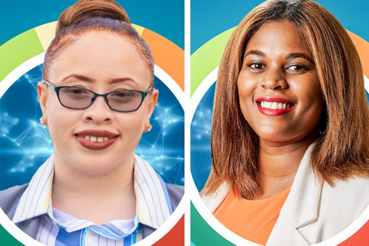 Two Vincentians selected as Ambassadors for OECS SDM 2021 Summit