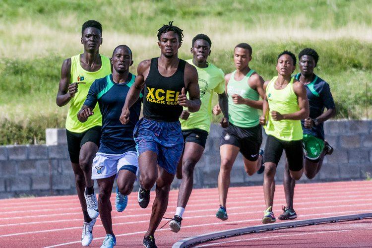 Athletes in pursuit of TASVG's standards