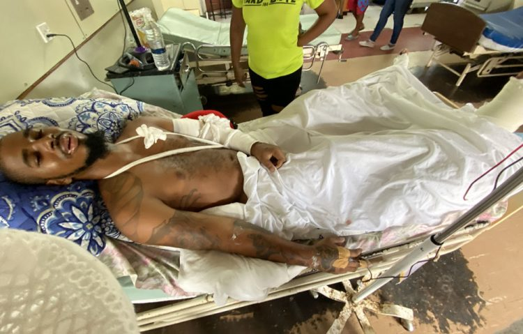 Blood donors needed for crashed biker