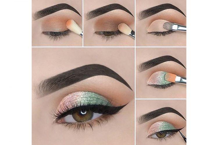 Eye shadow combinations
