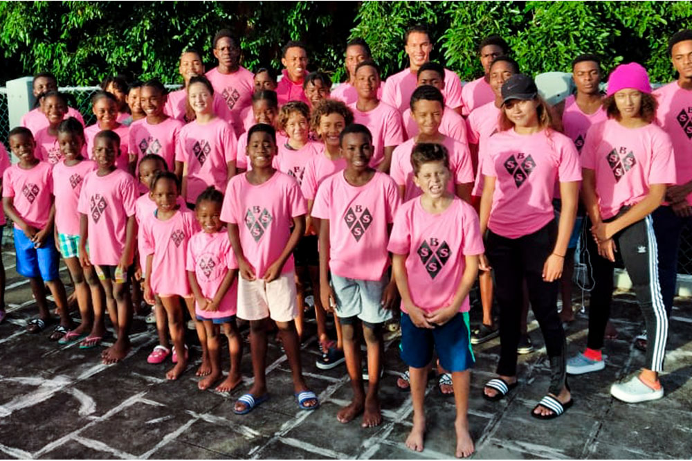 BSSS swimmers deliver record breaking  performance at Time Trials