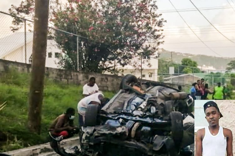 Young Belair resident dies in vehicle accident