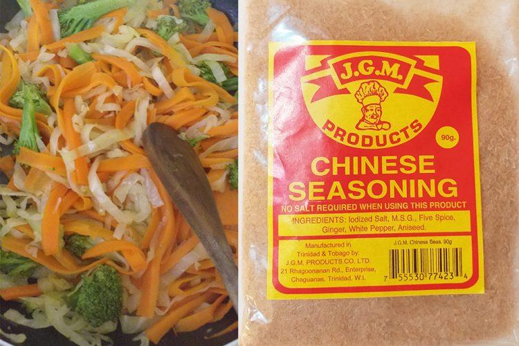 Chinese Seasoning