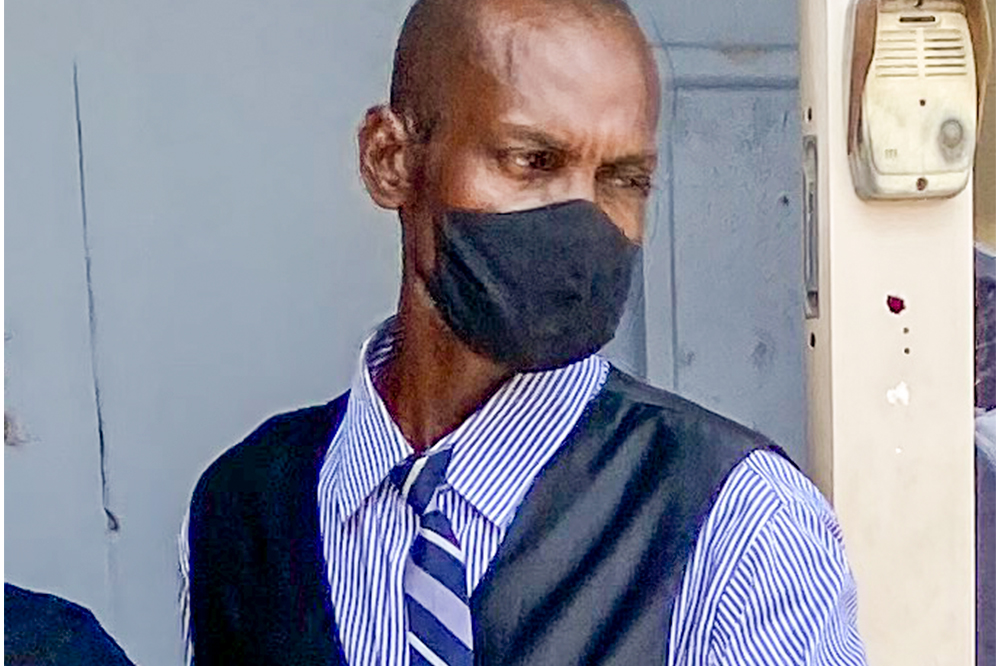 Offender shows no remorse in Court