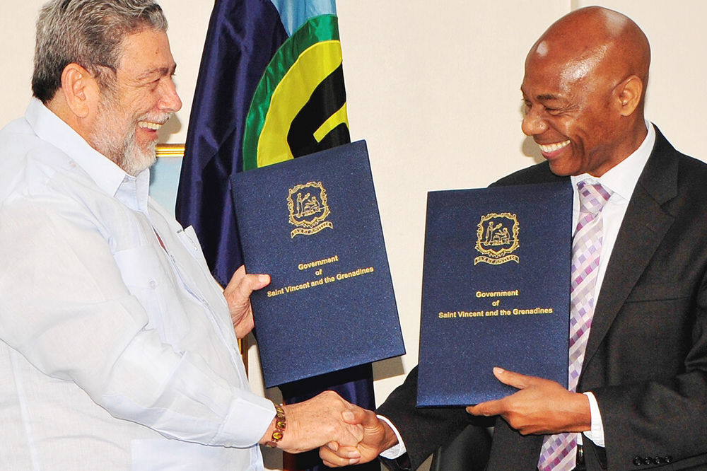 CDB approves more funding for SVG