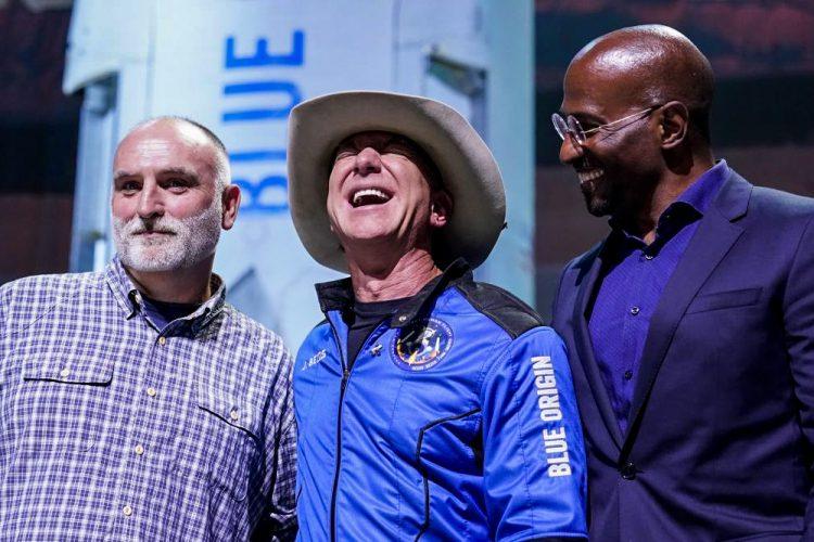 Jeff Bezos donates $100 million WCK founder