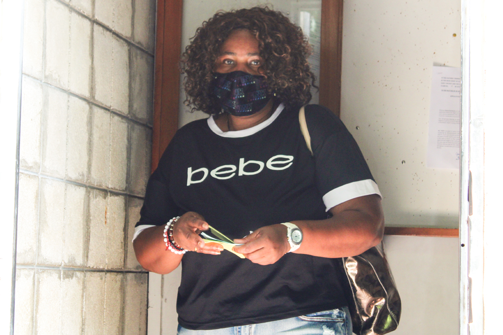 Court fines woman who breached quarantine