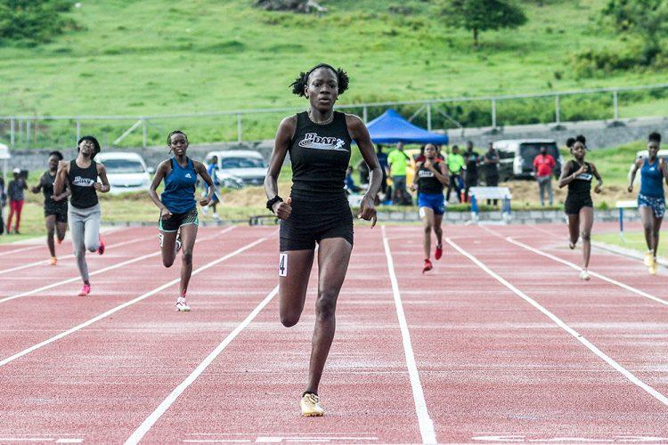 Athletes make good of National Championships