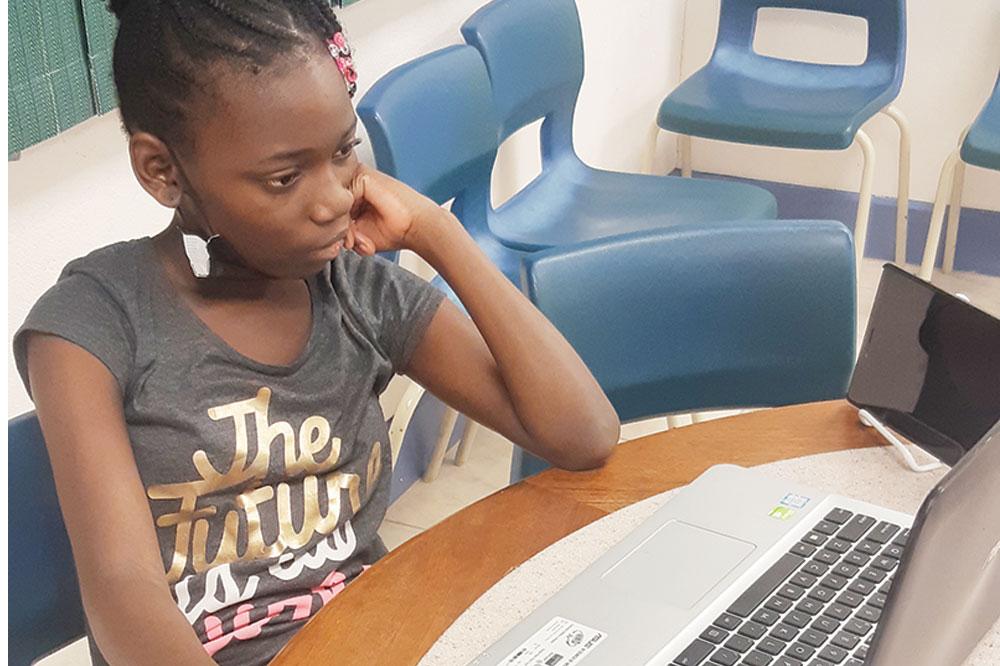 Introduce Digital literacy progammes in SVG schools