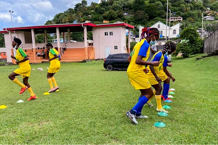 U- 20 females prepping for Concacaf qualifiers