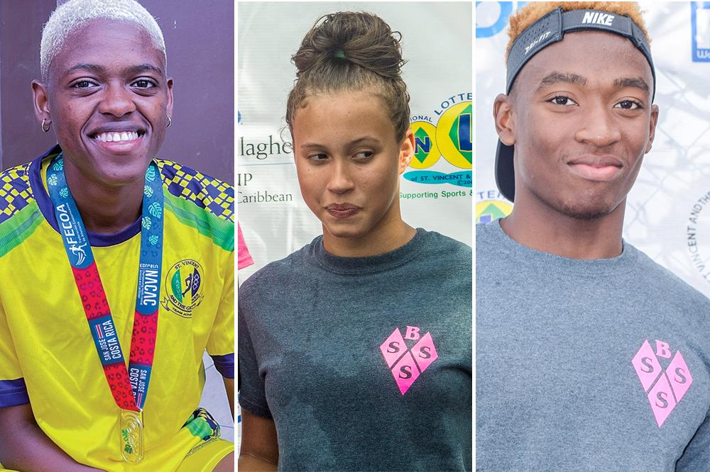 Three named for Tokyo Olympics