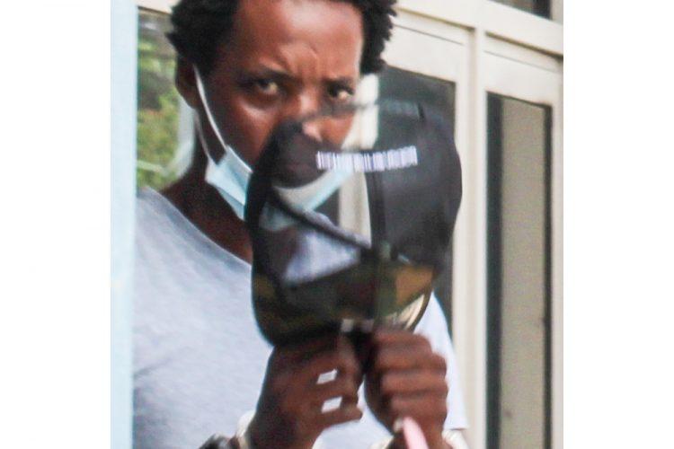 Man who broke hospital door slapped with a fine