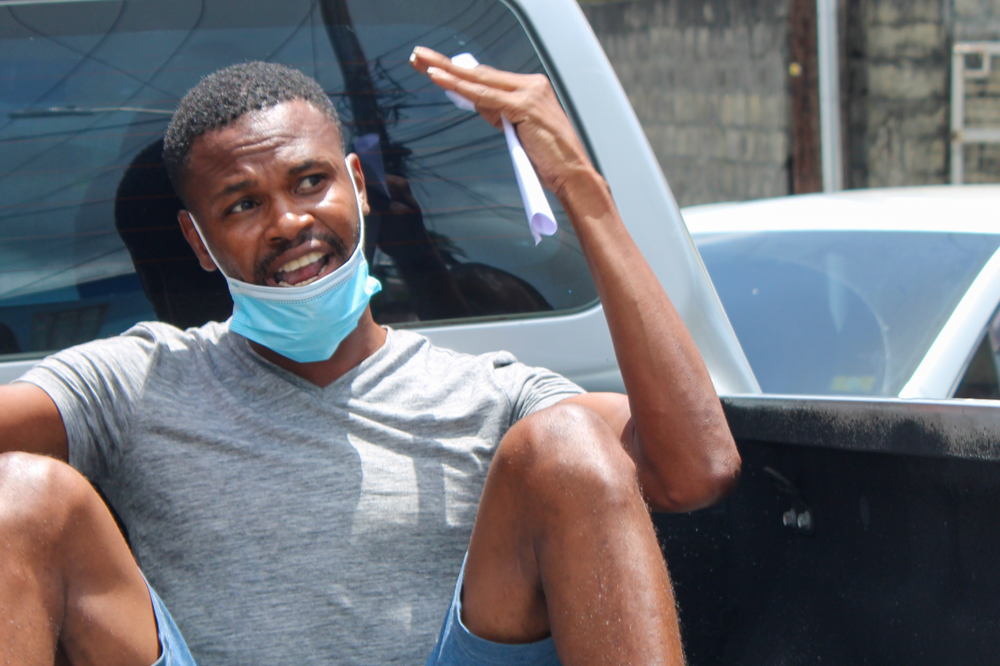 Court orders fine and deportation of Nigerian/Canadian who was sent to SVG 'by God Almighty'