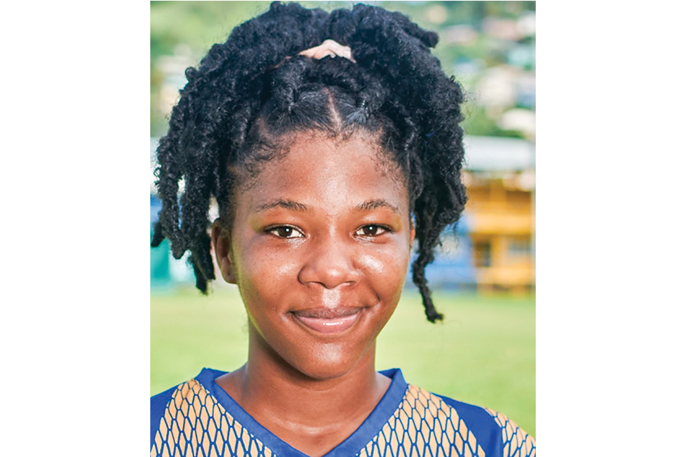 SVG U-20 female footballers in must win